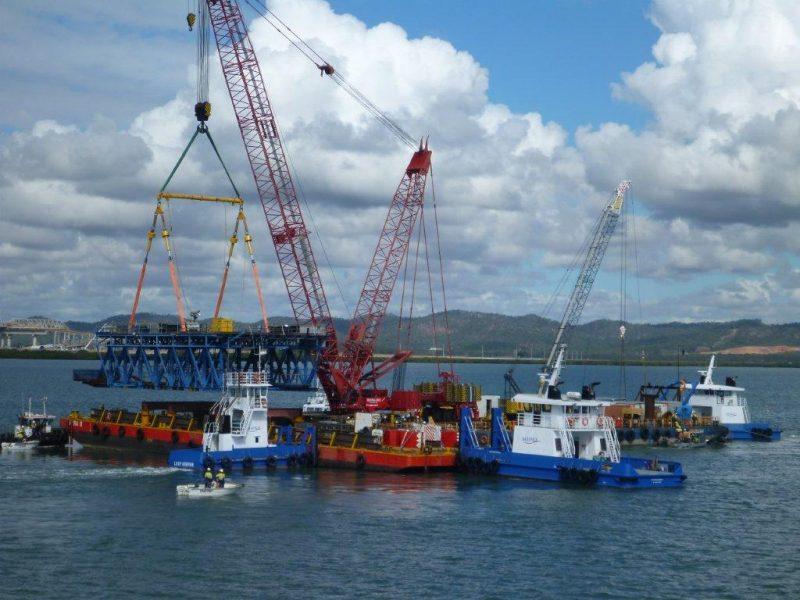 Jetty & Wharf Construction - MIPEC