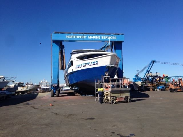Northport Marine Services | TAMS Group - Marine Solutions & Port