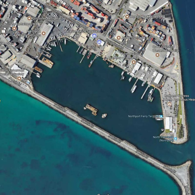 Northport Marine Services | TAMS Group - Marine Solutions